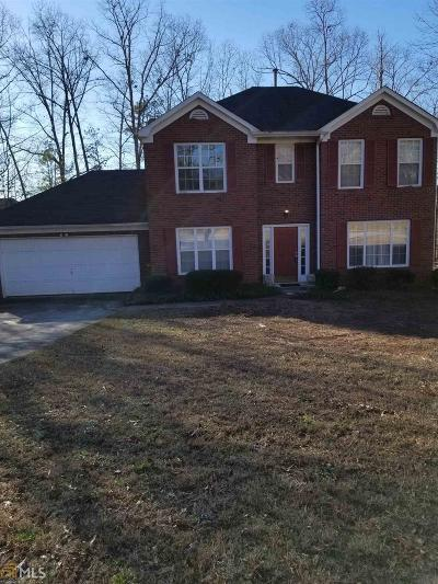 Lithonia Single Family Home New: 3761 Woodyhill Dr