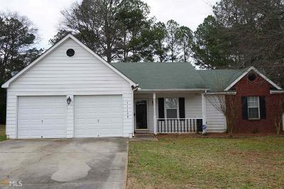 Clayton County Single Family Home New: 11190 Lenox Dr