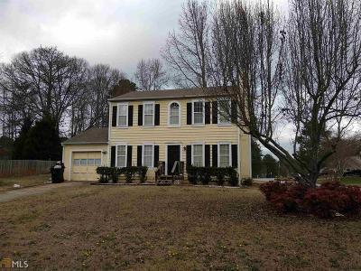 Clayton County Single Family Home New: 3276 Pawnee Dr