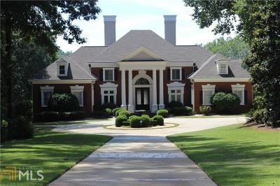 Alpharetta Single Family Home New: 2365 Saddlesprings