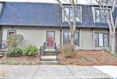 Atlanta Condo/Townhouse New: 23 Ivy Ridge