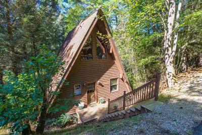 Clarkesville Single Family Home For Sale: 166 Red Oak Ln