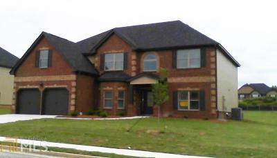 Loganville Single Family Home New: 4806 Burk Oak Cir