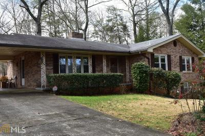 Austell Single Family Home For Sale: 3740 Pacific Dr