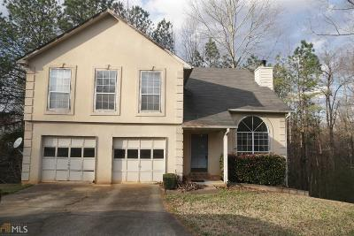 Clayton County Single Family Home New: 6297 Breckenridge Run