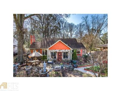 DeKalb County Single Family Home New: 1357 Lochland