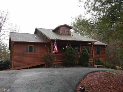 Blairsville Single Family Home New: 83 Wildwind Ln