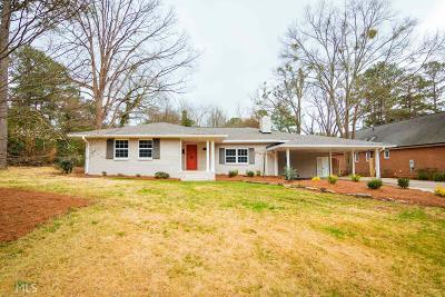 Avondale Estates Single Family Home For Sale: 3143 Wiltshire Dr