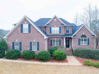 Henry County Single Family Home New: 204 Ives Court