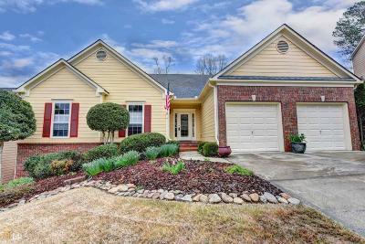 Acworth Single Family Home New: 370 Hunt Creek Dr