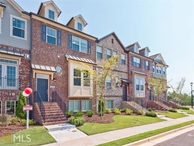 DeKalb County Condo/Townhouse New: 1822 Hislop Lane