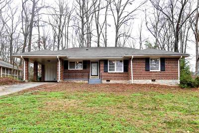 DeKalb County Single Family Home New: 2180 Leafmore Drive