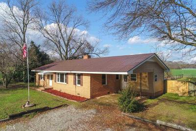 Elbert County, Franklin County, Hart County Single Family Home For Sale: 4335 Old Elbert Rd