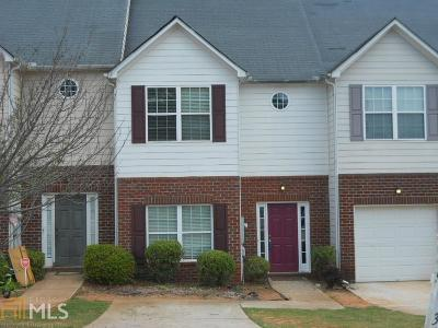 Clayton County Condo/Townhouse New: 313 Brookview