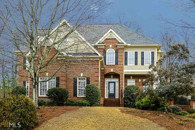 Roswell Single Family Home New: 6105 Mountainwell Dr