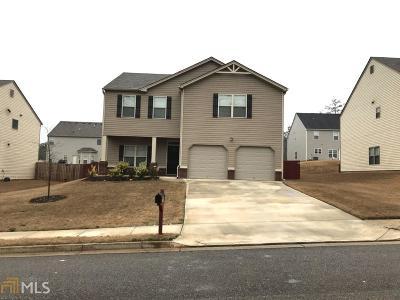 Clayton County Single Family Home New: 346 Lamont Ln