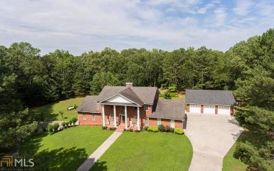 Bartow County Single Family Home For Sale: 313 W Oak Grove Rd