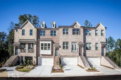 Chamblee Condo/Townhouse For Sale: 4130 Charlotte Way