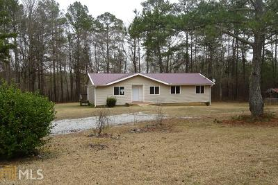 Rockmart GA Single Family Home For Sale: $106,200