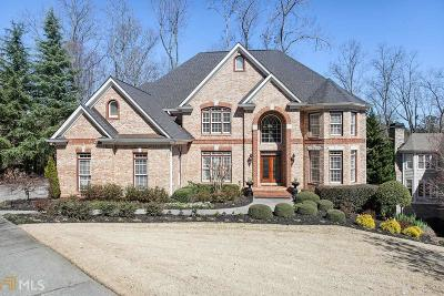 Fulton County Single Family Home For Sale: 14505 Morning Mountain Way