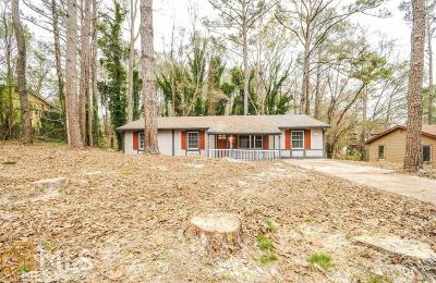 Lithonia Single Family Home New: 714 The Trce