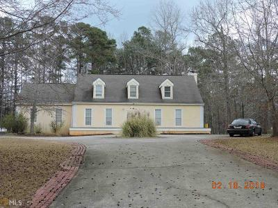 Fayetteville Single Family Home Under Contract: 130 Canterbury