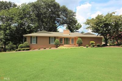 Newnan Single Family Home New: 9 Pine Ridge Dr