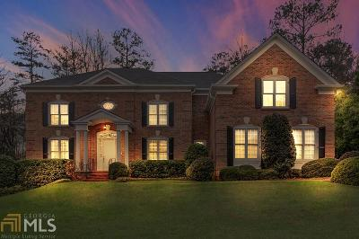 Marietta Single Family Home For Sale: 3711 Langley Oaks Pl