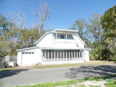 Camden County Single Family Home New: 105 E Stable Alley