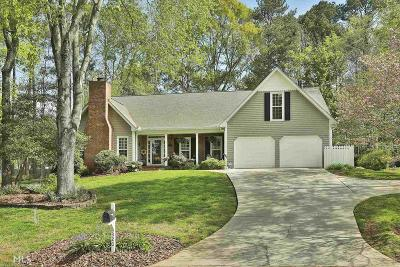 Fayette County Single Family Home For Sale: 320 Walnut Grove Rd