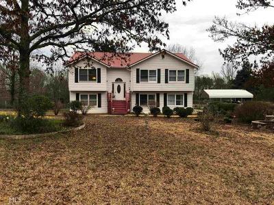 Gainesville Single Family Home New: 4804 Poplar Springs Rd