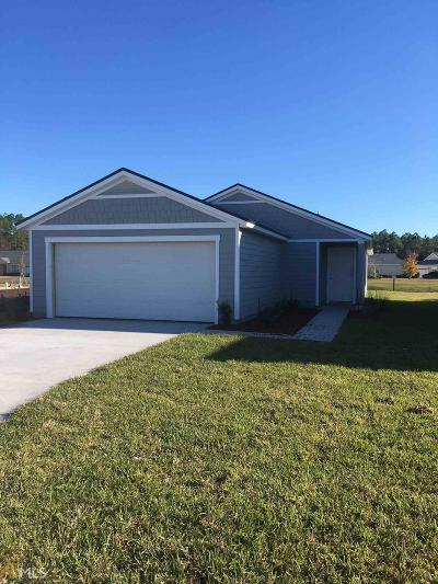 Camden County Single Family Home New: 34 Fox Path