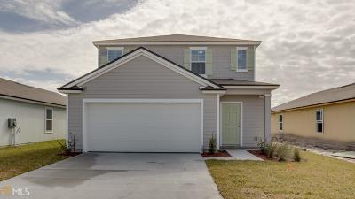 Camden County Single Family Home New: 38 Fox Path