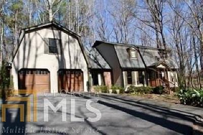 Powder Springs Single Family Home New: 1536 Bullard