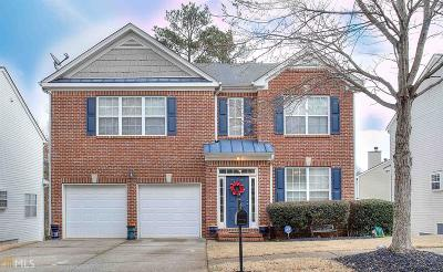 Lawrenceville Single Family Home New: 1815 Wildcat Trace Circle