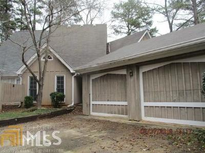Stone Mountain GA Condo/Townhouse For Sale: $94,900