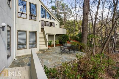 Sandy Springs Single Family Home For Sale: 185 River North Ct
