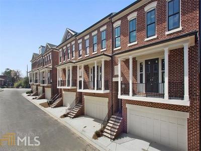 Atlanta Condo/Townhouse New: 3700 Peachtree Rd #12