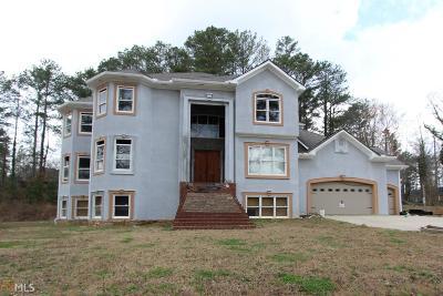 Atlanta Single Family Home New: 507 Hubbard Walk