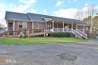 Buford  Single Family Home For Sale: 3296 Shoreland Dr