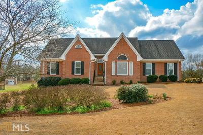 Loganville Single Family Home For Sale: 4275 Eddie Byrd