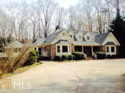 Lawrenceville Single Family Home New: 810 Braselton Hwy