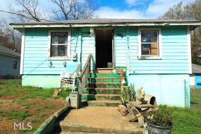 Fulton County Single Family Home For Sale: 1447 Lyle Ave