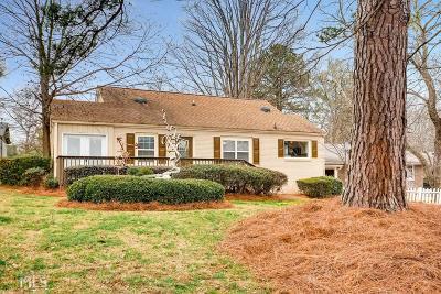 Atlanta Single Family Home New: 1678 Van Epps St