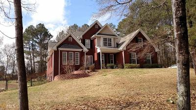 Monroe, Social Circle, Loganville Single Family Home For Sale: 2635 Sandy Creek Cir