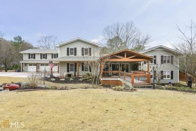 Marietta Single Family Home For Sale: 254 Lakeshore Ct