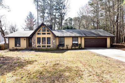 Lawrenceville Single Family Home New: 1934 Poplar Rdg
