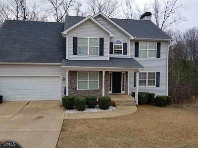 Covington Single Family Home New: 35 Havenwood Ln