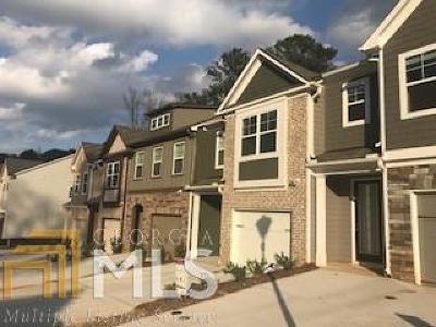 Decatur Condo/Townhouse New: 4308 Alden Park Dr #20