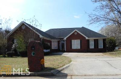 Fayetteville Single Family Home New: 210 Olympic Drive